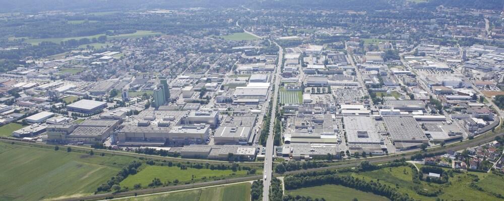 BMW, Landshut, Werk