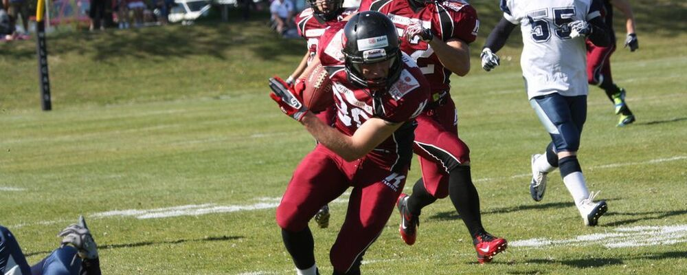 football, kirchdorf, wildcats