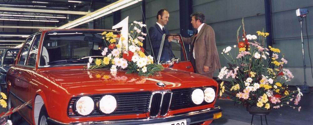 BMW, Werk, Dingolfing