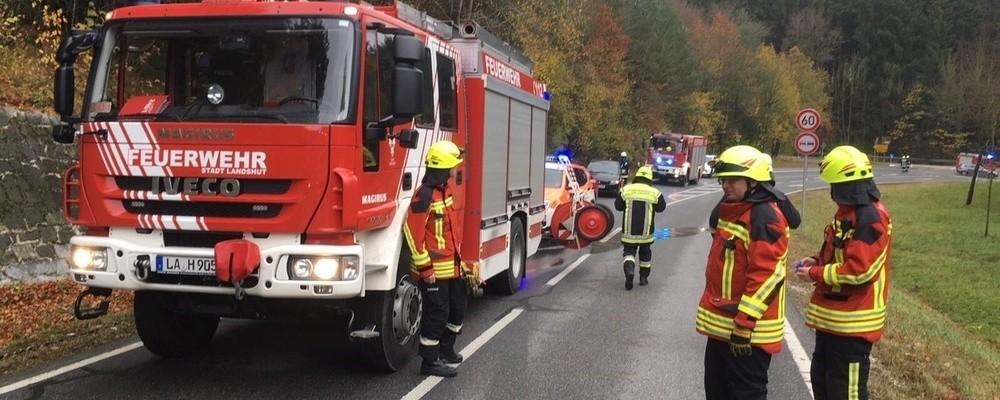 © Foto: Feuerwehr Landshut