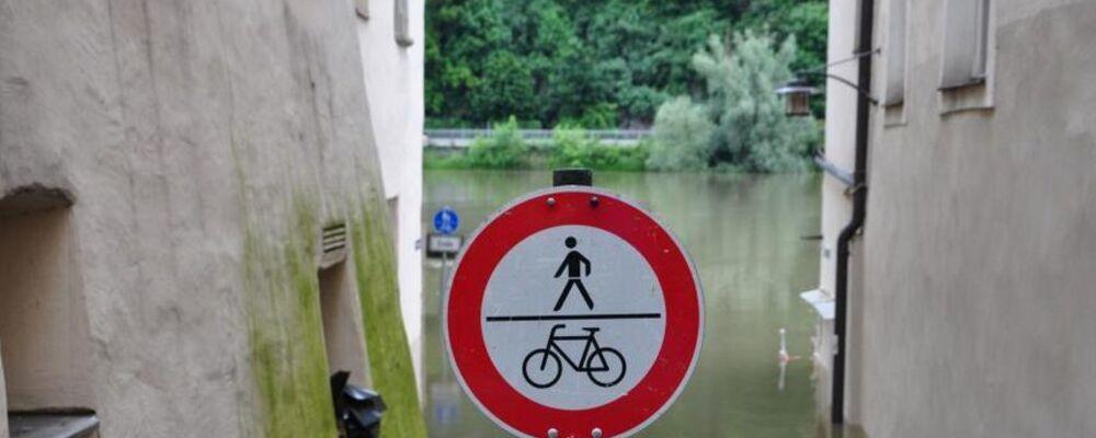 Hochwasserschutz Bürgermeister Schreiben Brief An Söder Radio