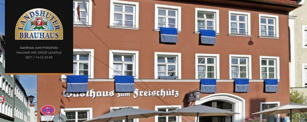 © Landshuter Brauhaus/http://www.freischuetz.la/