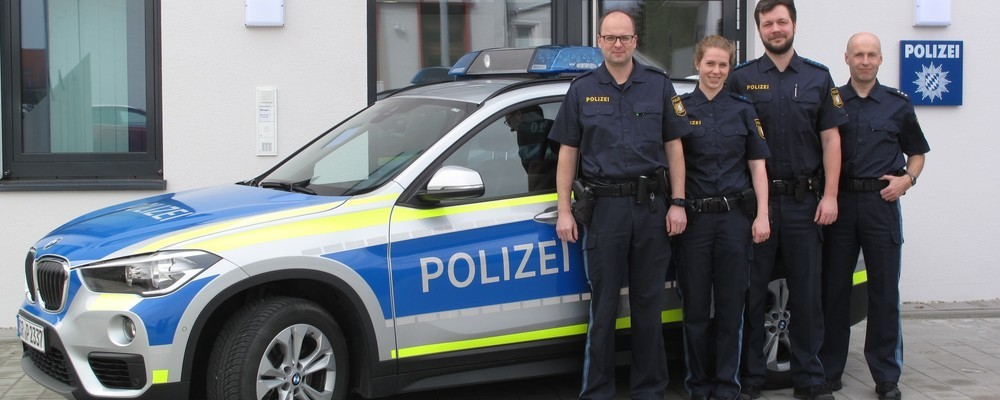 © Polizei DGF