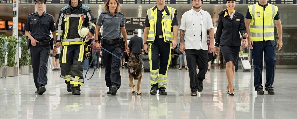 © Flughafen München