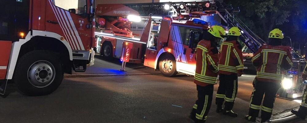 © Feuerwehr Landshut