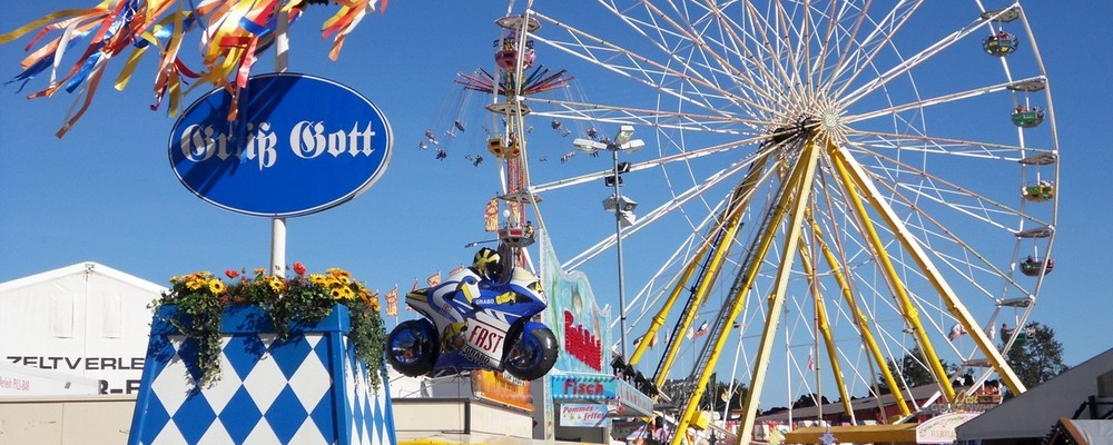 niederbayern, © Karpfhamer Fest e.V.
