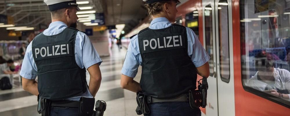 © Bundespolizei Flughafen München