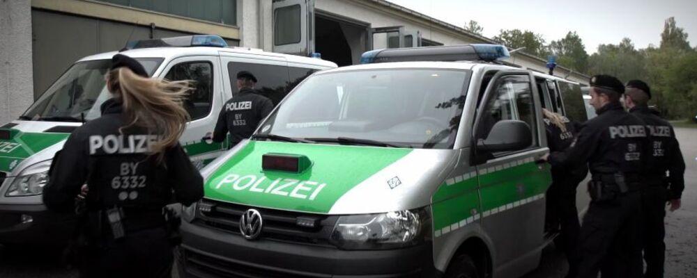 © Polizei Bayern