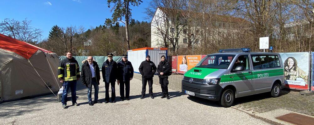 Corona-Abstrichzentren für den Landkreis Kelheim | Radio ...