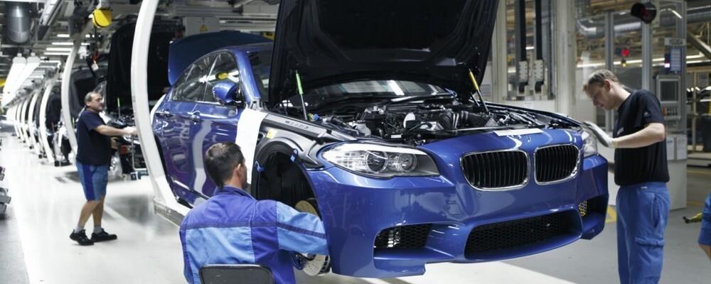 wirtschaft, © BMW