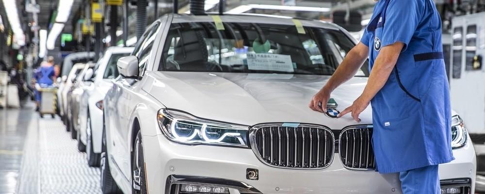 wirtschaft, © BMW Group