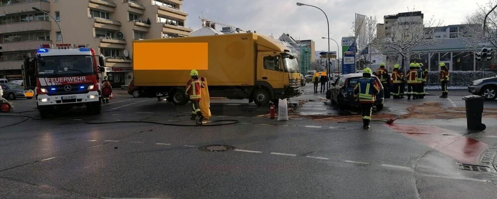© Feuerwehr Stadt Landshut