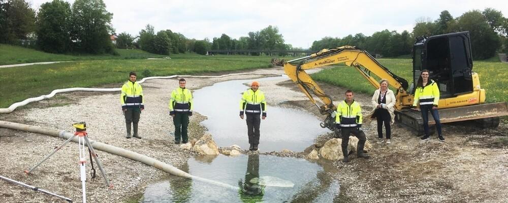 © Wasserwirtschaftsamt Landshut