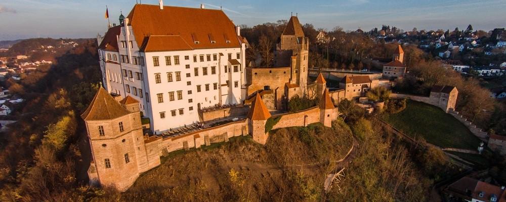 burg trausnitz landshut, © Funkhaus Landshut
